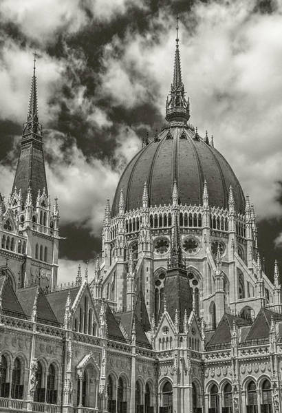 Photograph - Parliament Dome by Michael Kirk