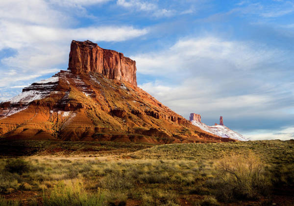 Photograph - Parriott Mesa by TL Mair