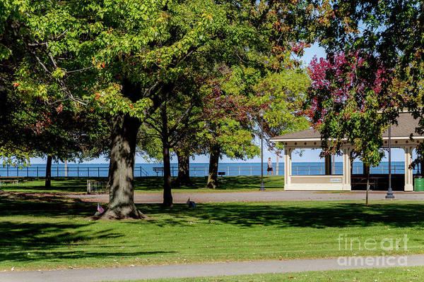 Photograph - Park Pavilion by William Norton