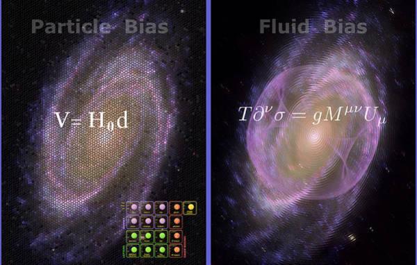 Photograph - Particle Fluid Biases by Robert G Kernodle
