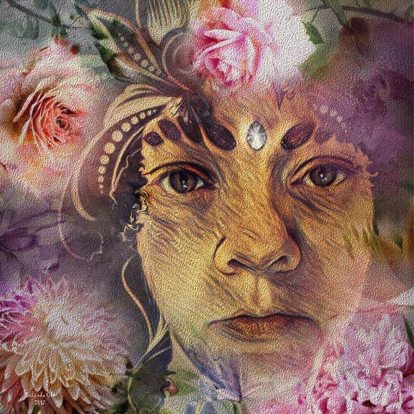 Digital Art - Party Girl by Artful Oasis
