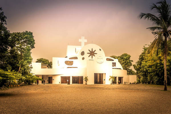 Kerala Photograph - Parumala Church, Kerala, India  by Art Spectrum