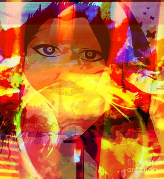 New Thought Digital Art - Passage - Another Human Trade by Fania Simon