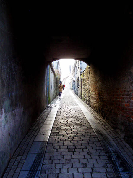 Photograph - Passage by Tim Nyberg