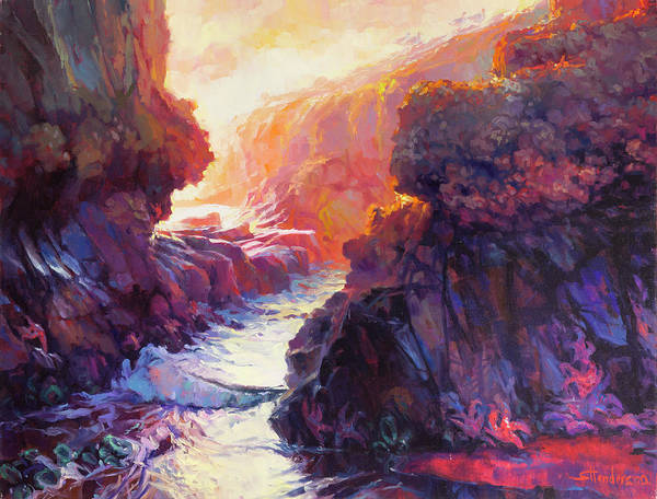 Painting - Passage by Steve Henderson