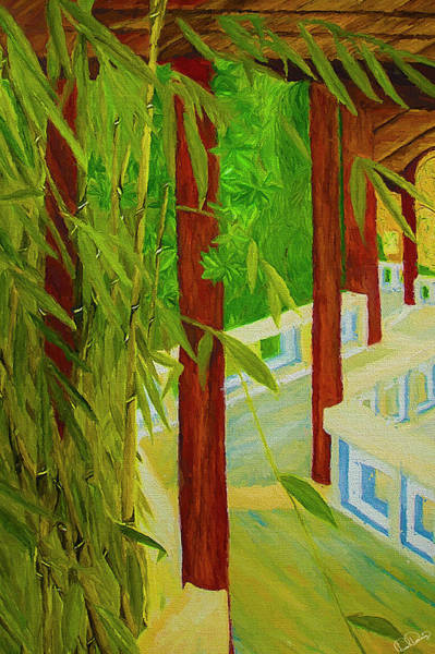 Painting - Passage To  by Dee Browning