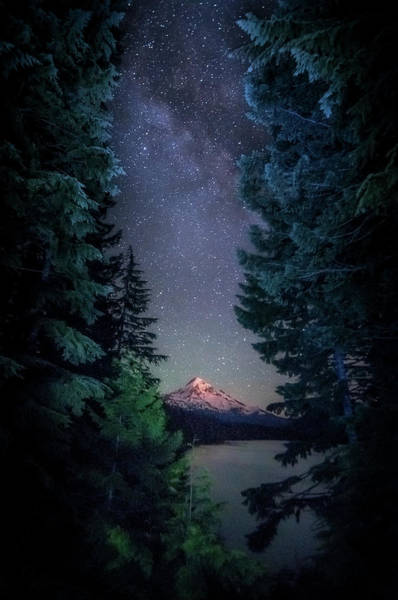 Mt Hood Photograph - Passage To Paradise by Gary Randall