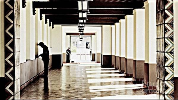 Photograph - Passageway by Jenny Revitz Soper