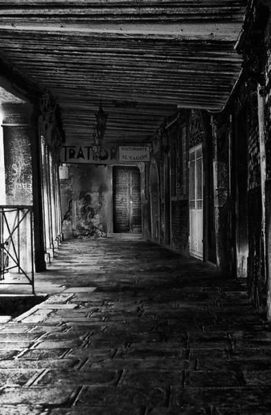 Photograph - Passaggio Di Venezia by Mick Burkey