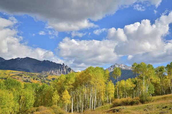 Photograph - Passing Clouds Over Sunshine Mesa  by Ray Mathis