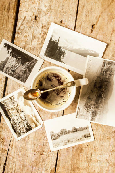 English Photograph - Past Time Tea by Jorgo Photography - Wall Art Gallery