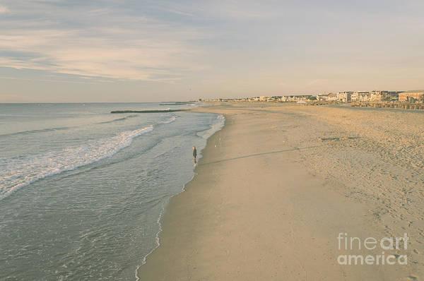Photograph - Pastel Ocean Grove Sunrise by Debra Fedchin