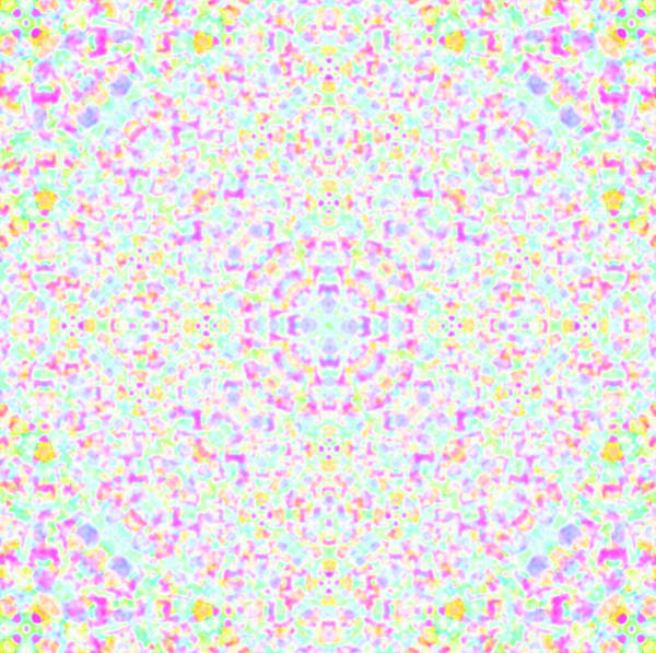 Purple Haze Digital Art - Pastel Pop by Robyn Parker