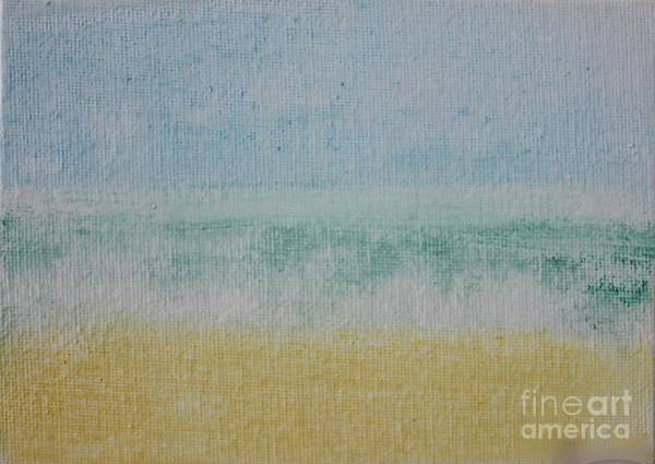 Painting - Pastel Scene by Kim Nelson