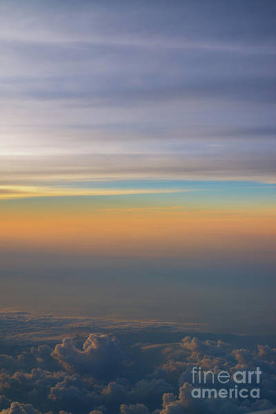 Delta Wing Photograph - Pastel Sky  by Michael Ver Sprill