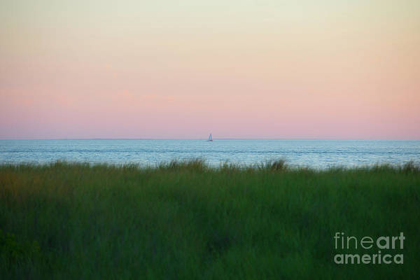 Wall Art - Photograph - Pastel Sunset by Diane Diederich