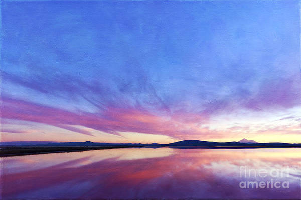 Photograph - Pastel Sunset by Beve Brown-Clark Photography