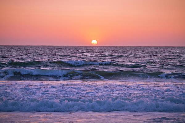Photograph - Pastel Sunset by Teri Virbickis