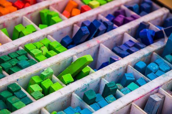 Brian Wilson Wall Art - Photograph - Pastels by Brian Wilson