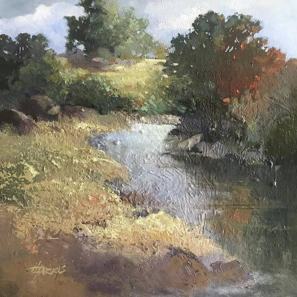 Painting - Pastoral by Helen Harris
