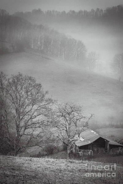 Photograph - Pasture Field And Barn by Thomas R Fletcher