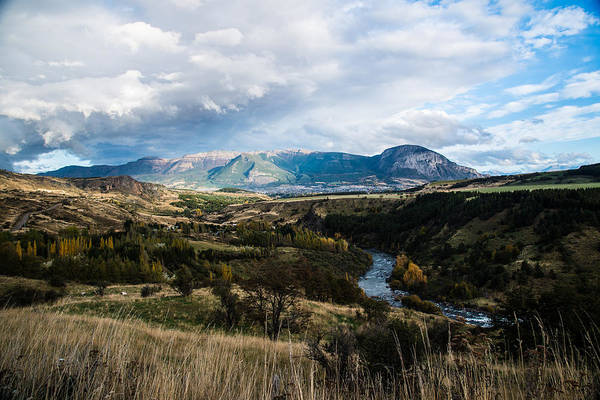 Photograph - Patagonia Valley by Walt Sterneman