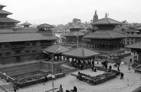 Photograph - Bhaktapur Durbar Square, Kathmandu, Nepal by Aidan Moran