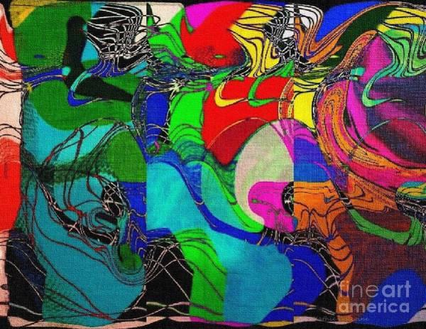 Digital Art - Patchwork by Kathie Chicoine