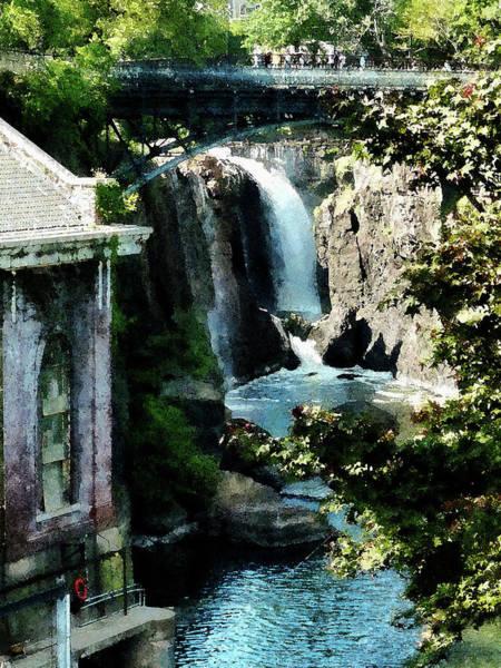 Photograph - Paterson Falls by Susan Savad