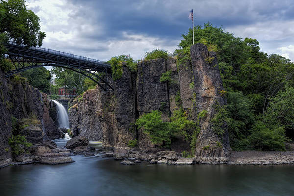 Photograph - Paterson Great Falls by Susan Candelario