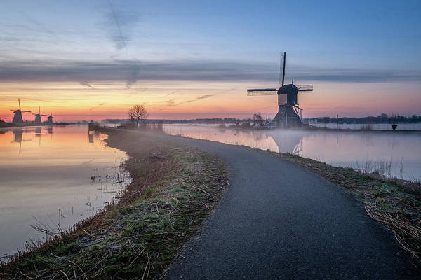Photograph - Path Through Windmill City by Mario Visser