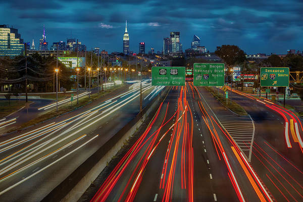 Photograph - Path To And From Nyc by Susan Candelario
