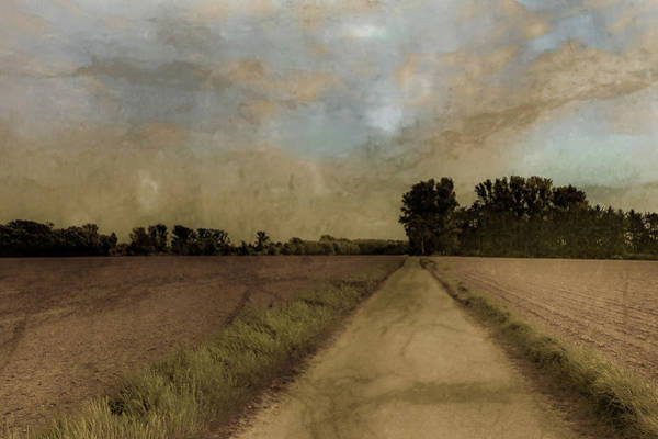 Photograph - Juchen, Germany - Path To Glehn by Mark Forte