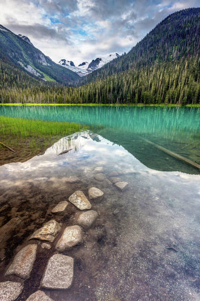 Photograph - Path To Joffre Lake by Pierre Leclerc Photography