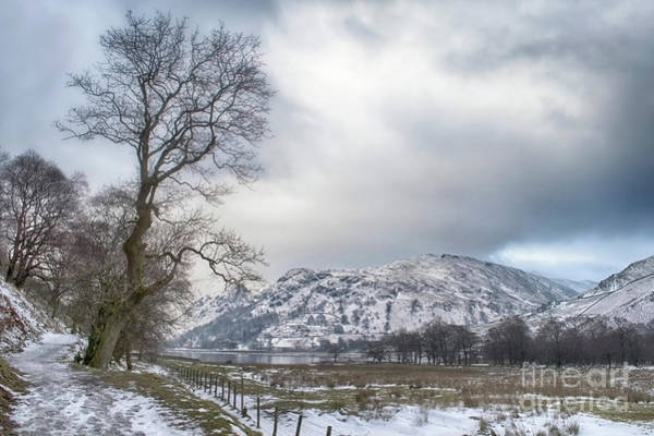 Glenridding Wall Art - Photograph - Path To Patterdale by Linsey Williams