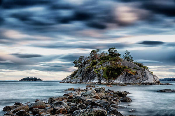 West Vancouver Wall Art - Photograph - Path To Whyte Island by Stephen Stookey