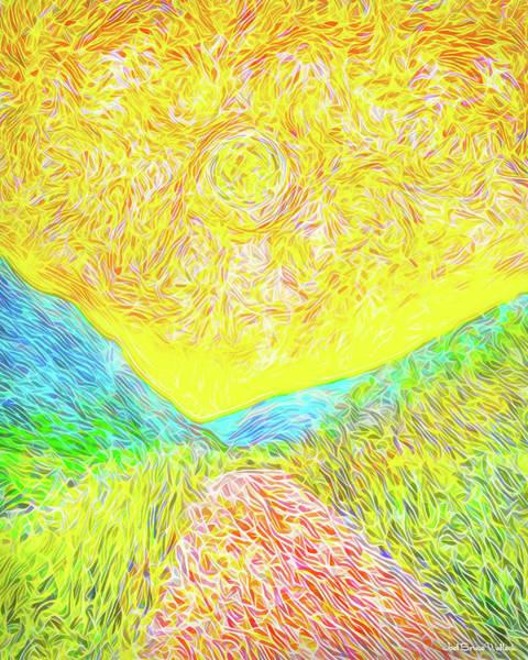 Digital Art - Pathway To Possibilities by Joel Bruce Wallach