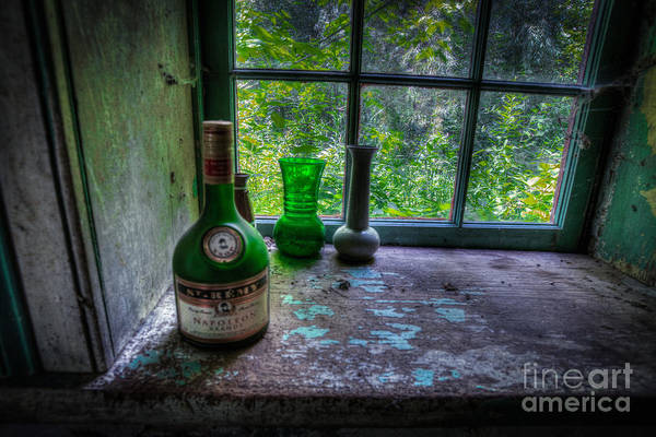 Photograph - Patina In Green by Roger Monahan