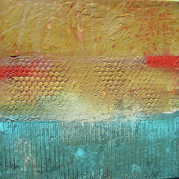 Oxidation Painting - Patination II by Filomena Booth