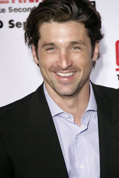 Jeremy Photograph - Patrick Dempsey At Arrivals For Greys by Everett