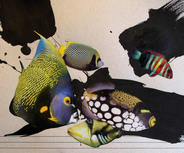 Painting - Pats Aquarium  by Cliff Spohn