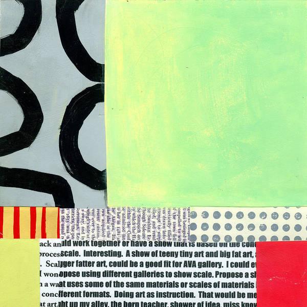 Wall Art - Painting - Pattern # 12 by Jane Davies
