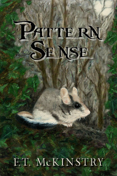 Painting - Pattern Sense Cover Art by FT McKinstry