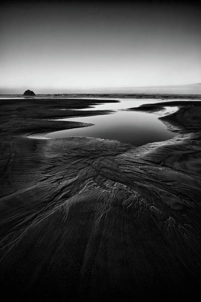 Photograph - Patterns In The Sand by Jon Glaser