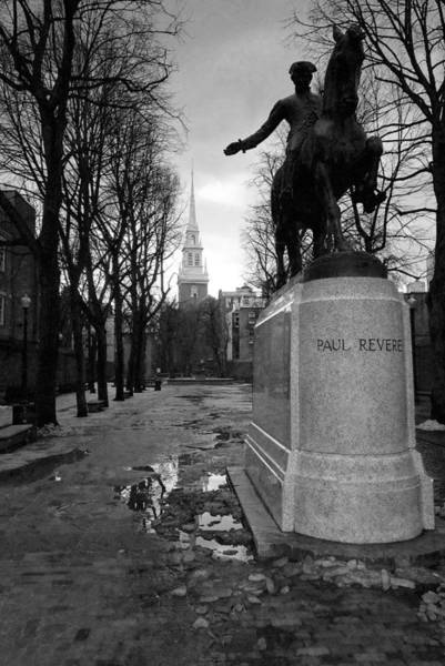 Wall Art - Photograph - Paul Revere by Andrew Kubica