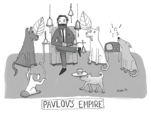 Pavlovs Empire Art Print