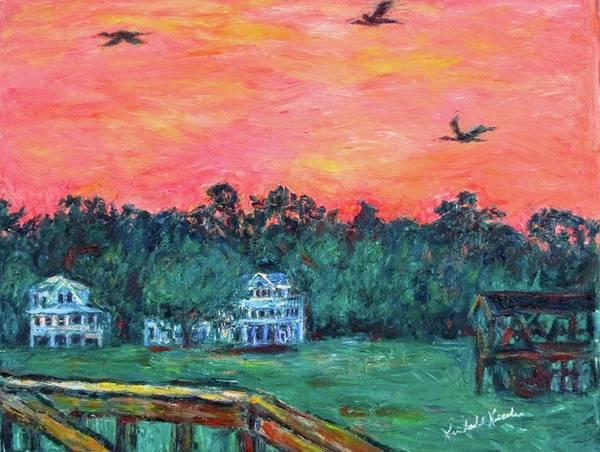 Painting - Pawleys Eve  by Kendall Kessler