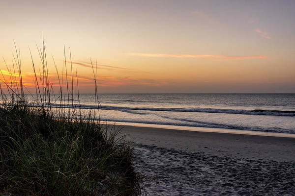 Wall Art - Photograph - Pawleys Island Beach Sunrise - South Carolina by Brian Harig
