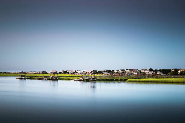 Wall Art - Photograph - Pawleys Island North Causeway by Ivo Kerssemakers