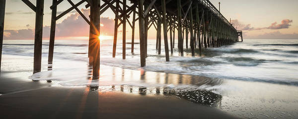 Wall Art - Photograph - Pawleys Island Pier Sunrise by Ivo Kerssemakers